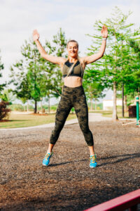 Personal trainers and one on one who help people lose weight in Mobile, Alabama.