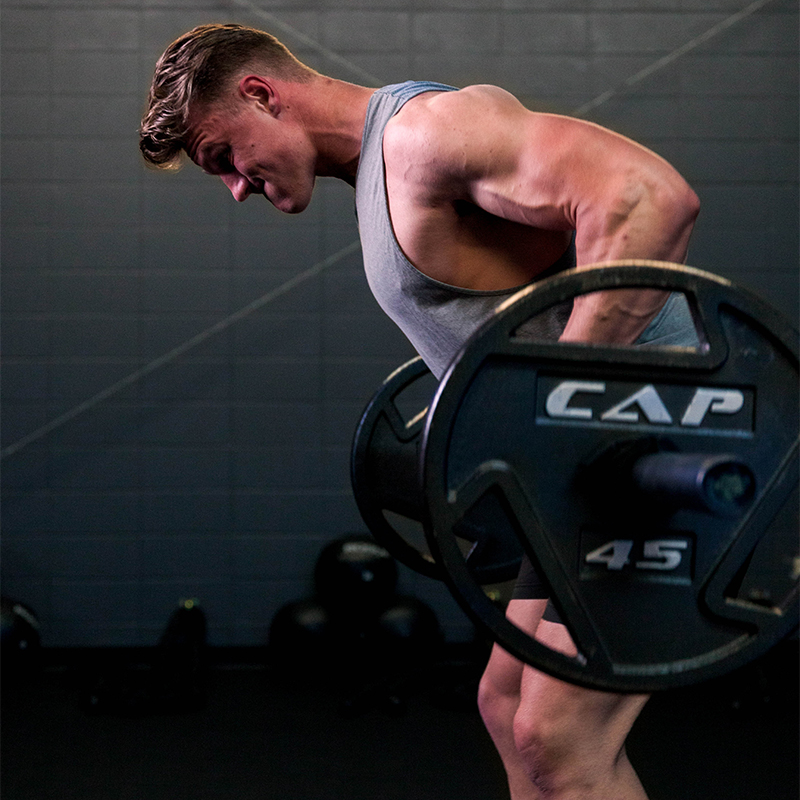 Gyms in Mobile, Alabama with free weights and machines