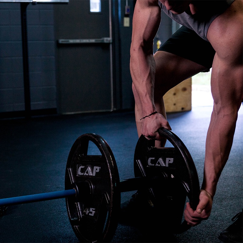 How to gain muscle at a gym near Mobile, Alabama