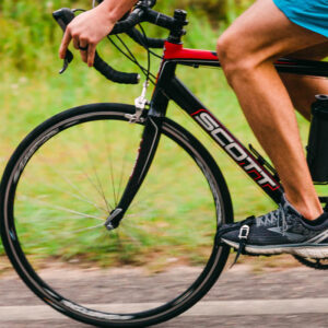 Personal trainers in West Mobile rid bikes and be fit