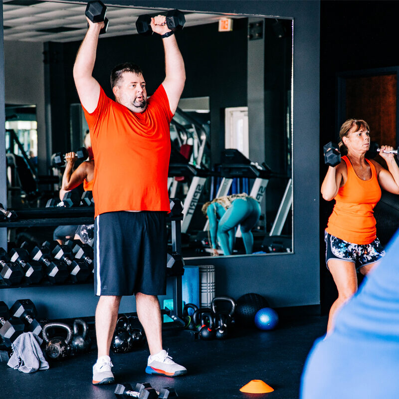 Create healthy habits with a personal trainer in Mobile, AL