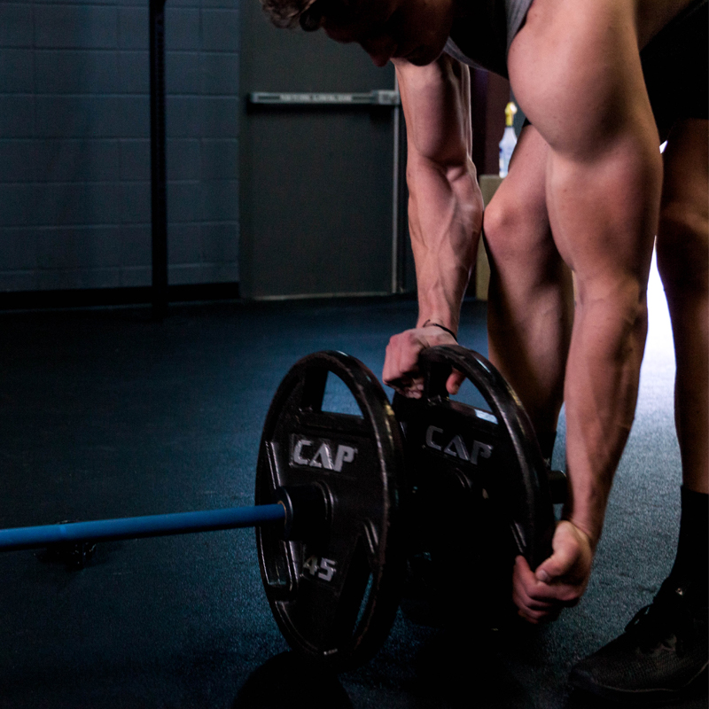 Get a personal trainer near Mobile, Alabama.