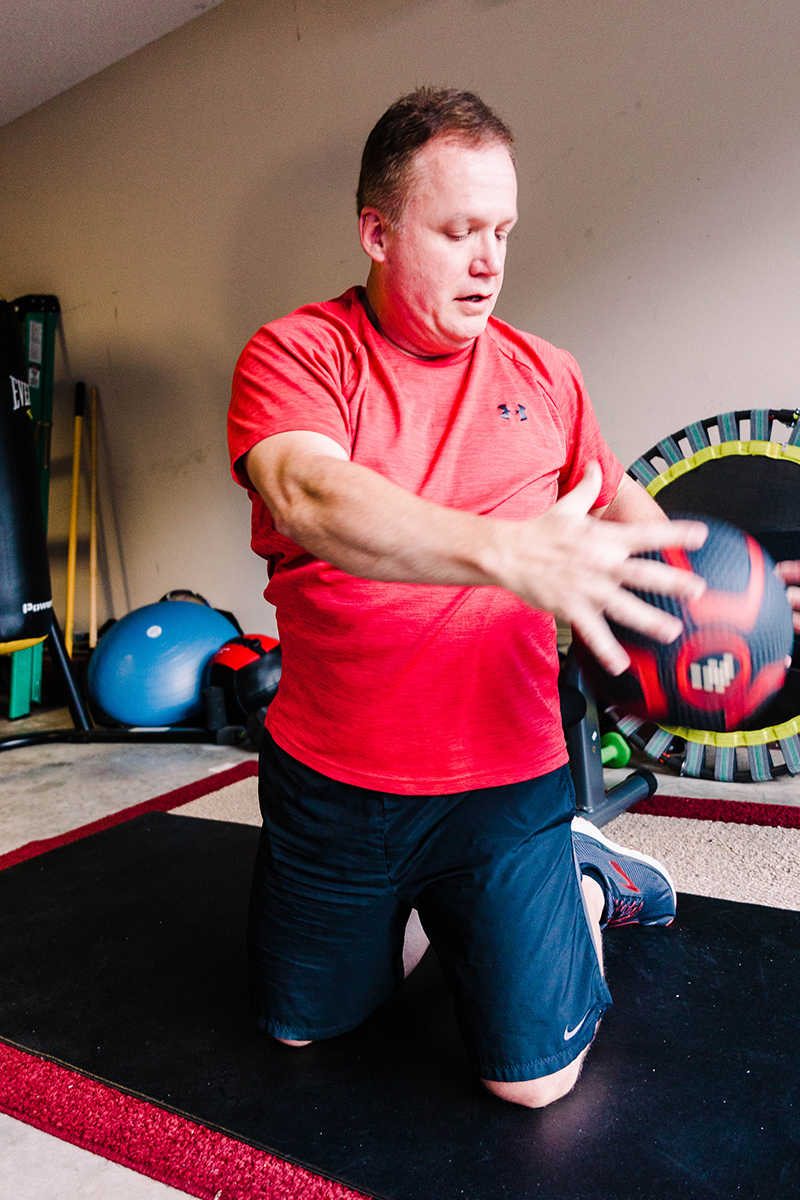 We can all grow through one on one personal training.