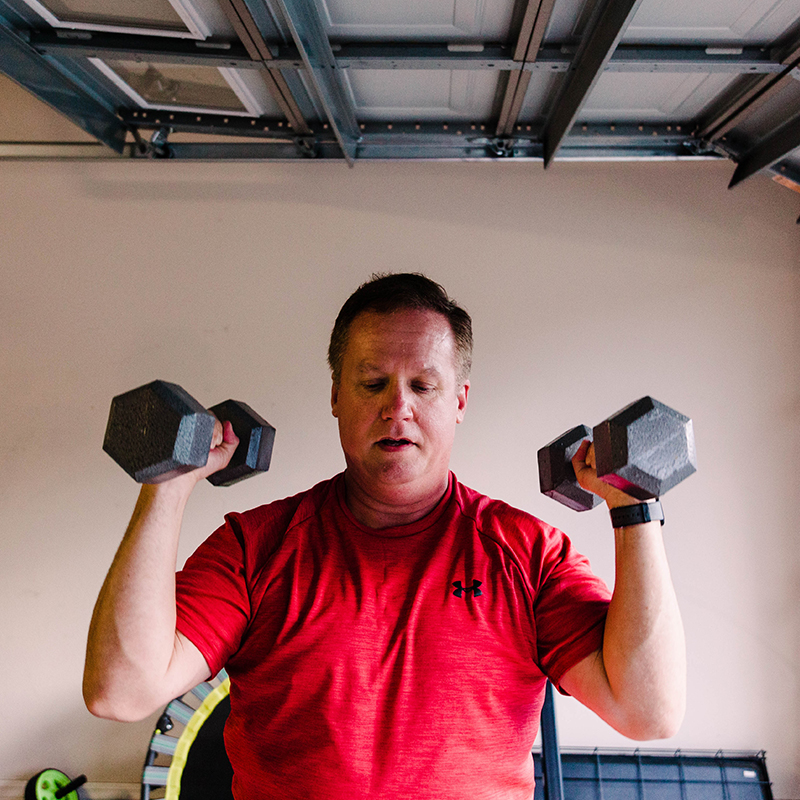 One on one fitness in Mobile, Alabama. Braxton Gilbert Fitness has the best personal trainers.